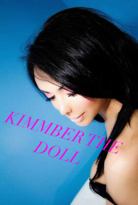 KIMMBER THE DOLL