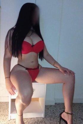 Hot latina