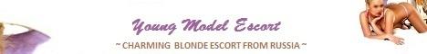 Moscow escort model